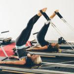 pilates exercise short spine stretch